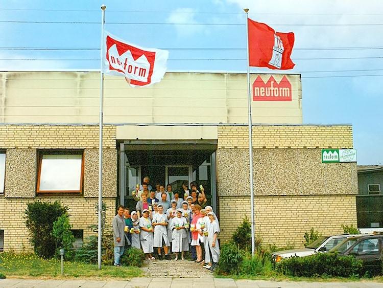 Bild: Produktionsbetrieb Hamburg Stellingen