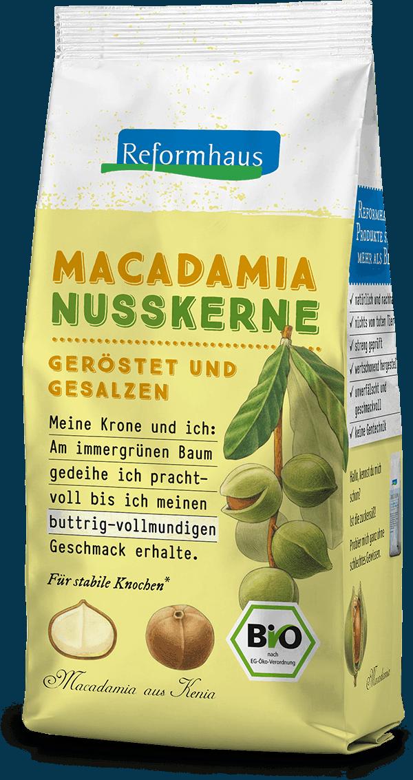 Macadamia Nusskerne