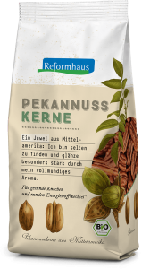 Bio Pekanusskerne : Reformhaus Produkt Packshot