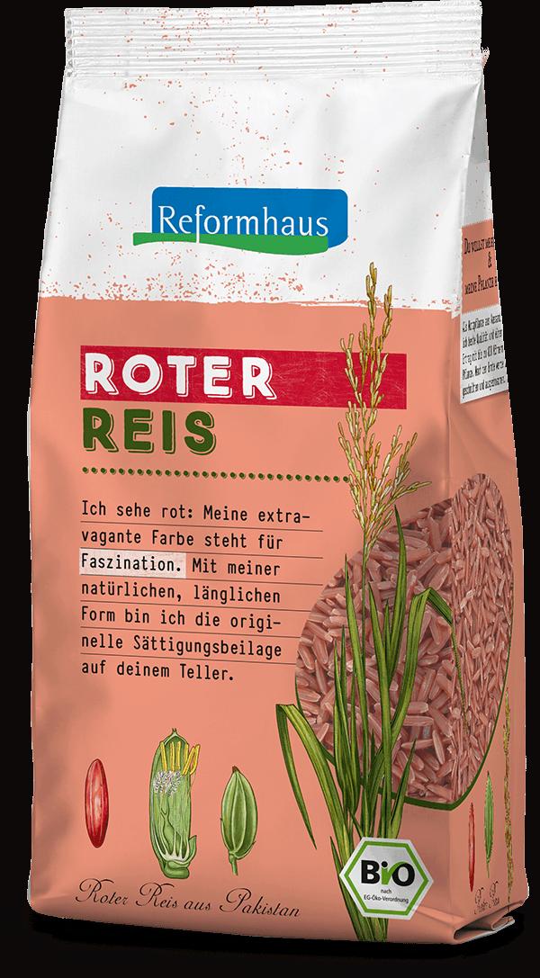 Roter Reis