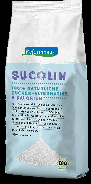 Sucolin : Reformhaus Produkt Packshot